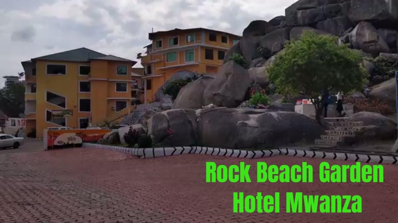 Rock beach garden hotel in Mwanza - YouTube
