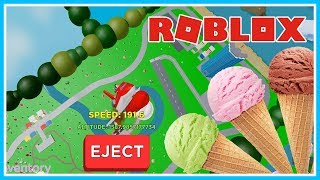 KAK ROS ICE CREAM SALE TO MARS!! -ROBLOX UPIN IPIN