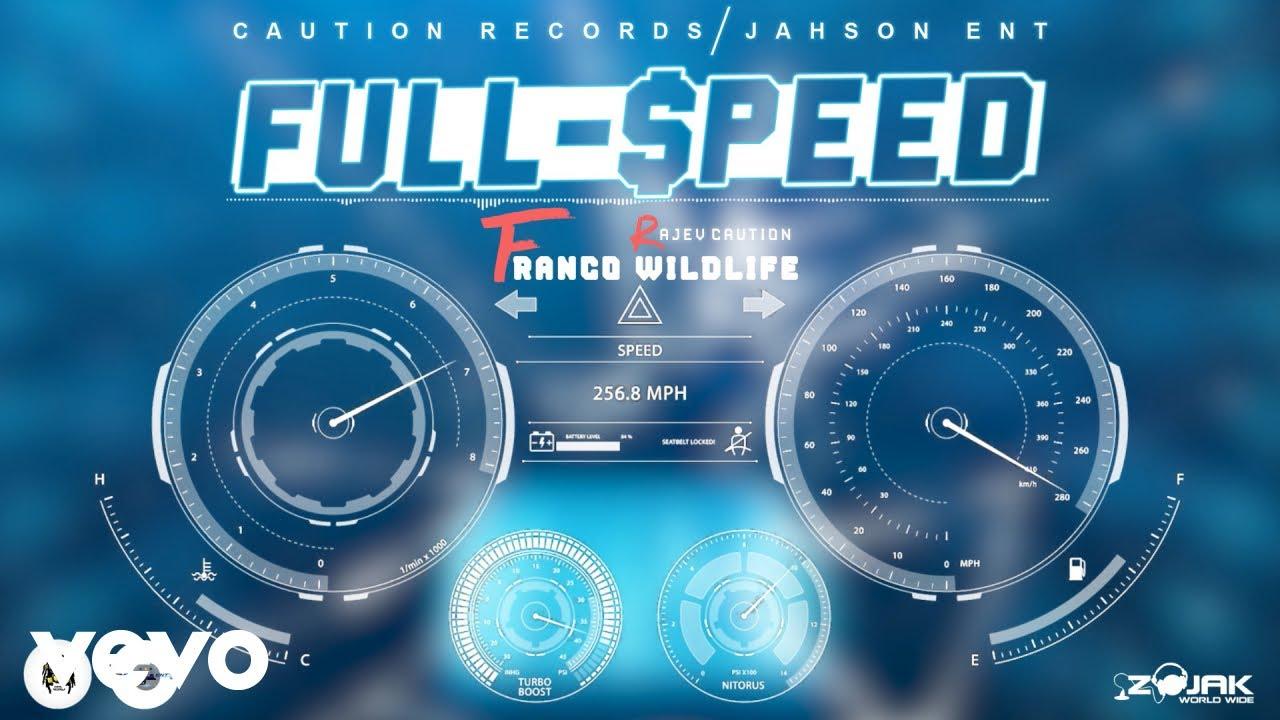 Franco Wildlife - Full Speed (Official Audio)