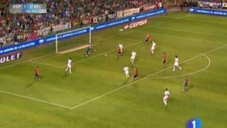 Spanien 5 Belgien 0