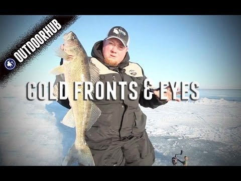 Cold Fronts And Slot Walleyes