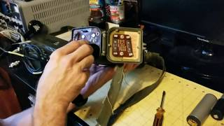 BC-611 Disassembly and Reassembly Procedure WW2 Handie Talkie SCR-536