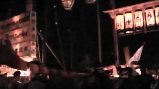 松本市出川にある多賀神社のお祭りの様子。松本の多賀神社は滋賀県の多...