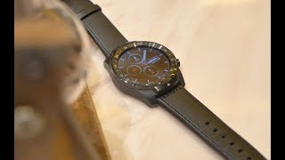 TicWatch Pro 4G开箱体验:酷炫机械范儿的智能手表丨Eva的科技生活48