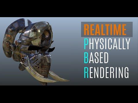 Realtime PBR in Blender | CG Masters
