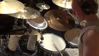 Slipknot - All Out Life - Drum Cover by Sam Slater