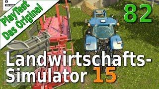 LS15 PlayTest #82 BGA wir haben ein Problem Landwirtschafts Simulator 15 deutsch HD