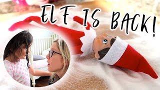 Elf Is BACK!! Kids Reaction 2018