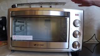 Обзор духовки Фирмы KIT FORT  КТ - 1701