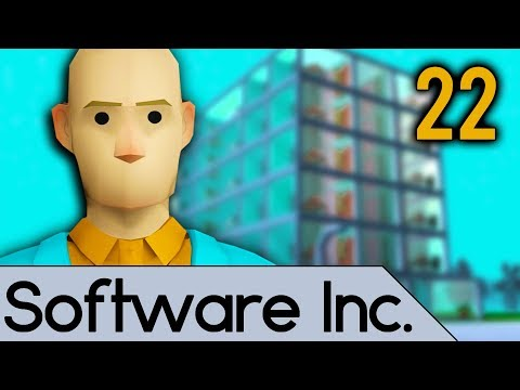Software Inc Alpha 9 | Subsidiary (Let's Play Software Inc Alpha 9 / Gameplay part 22)