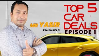 Pinoy Used Cars | Top 5 Car Deals | Mr Yasir