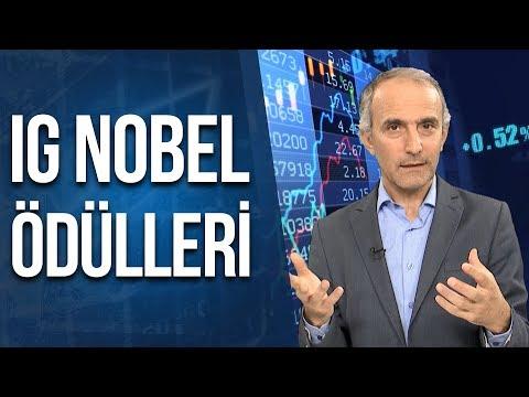 IG Nobelleri Sahiplerini Buldu | Emin Çapa