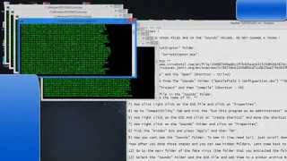 Fake Virus (Made with VBS,BAT files) FUNNY+Download [UPDATED 2013+TUTORIAL]