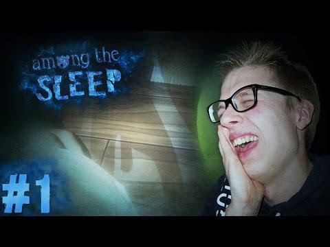 MEEST GRAPPIGE SCHADUW OOIT! - Among the Sleep #1