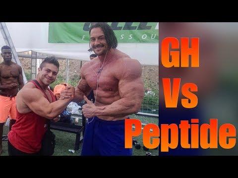 GH Vs Peptide