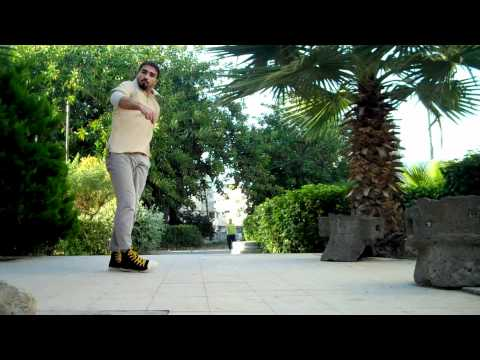 Breakdance Revolution In GAZA, Camps Breakerz Crew Trailer 2012