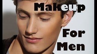Make up for Men - Maquillage pour homme
