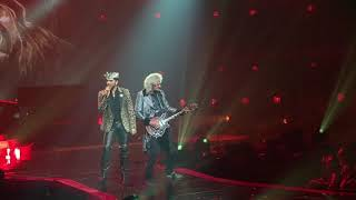 Queen + Adam Lambert at The Park Theater 9/2/2918: WE WILL ROCK YOU and WE ARE THE CHAMPIONS