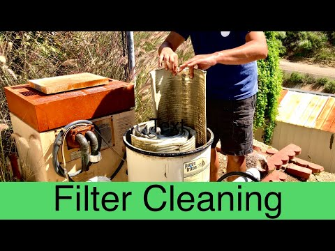 How to Clean a DE Pool Filter  - Pentair Pacfab Purex Triton