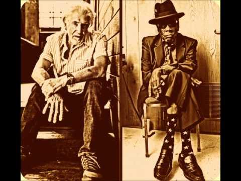 John Mayall & John Lee Hooker-Somebody's Watching