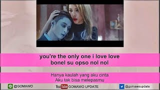 Video Easy Lyric K.A.R.D - YOU IN ME by GOMAWO [Indo Sub] download MP3, 3GP, MP4, WEBM, AVI, FLV Januari 2018