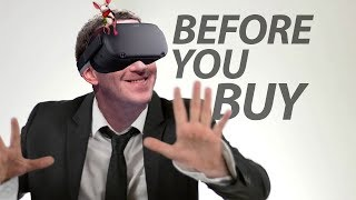 Oculus Quest + Rift S: Before You Buy (Video Game Video Review)