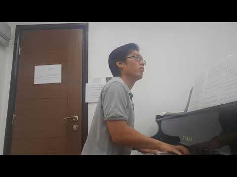 ABRSM 2016-2019 Violin Grade 4 - B3 Performance Tempo Accompaniment [Entr'acte] - Schubert