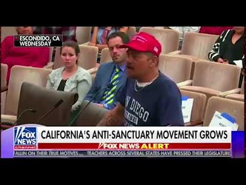 REKT- Legal Immigrant DESTROYS California City Council Over Sanctuary City Policy