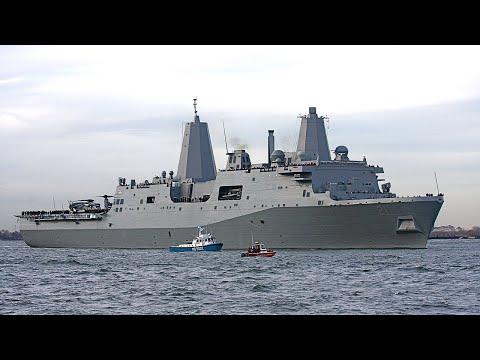 USS New York (LPD-21) - RED SEA - Bataan ARG