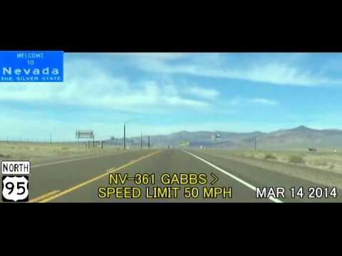 Las Vegas NV to Reno NV 2014