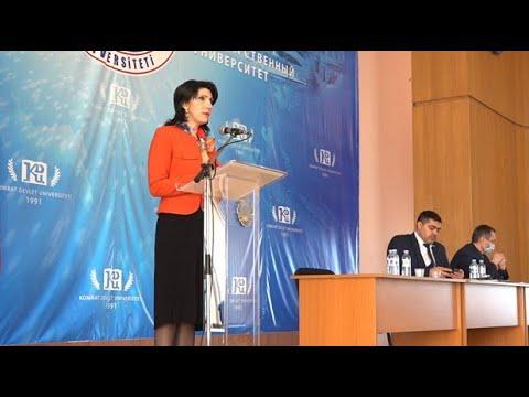 Екатерина Жекова: Башкану срочно нужно предложить бюджет Гагаузии на 2021 год без кредита