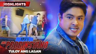 Cardo gets triggered by Derrick and Santi | FPJ's Ang Probinsyano