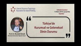 Gambar cover Prof. Dr. Mustafa Öztürk