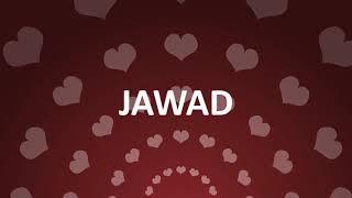 HAPPY BIRTHDAY JAWAD