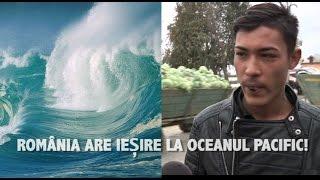 ?OC! ROM�NIA ARE IE?IRE LA OCEANUL PACIFIC. (?I C�TEVA �NMUL?IRI)