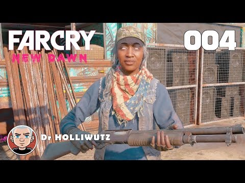 Far Cry New Dawn #004 - Spezialistin Grace Armstrong [PS4] Let's Play Far Cry New Dawn