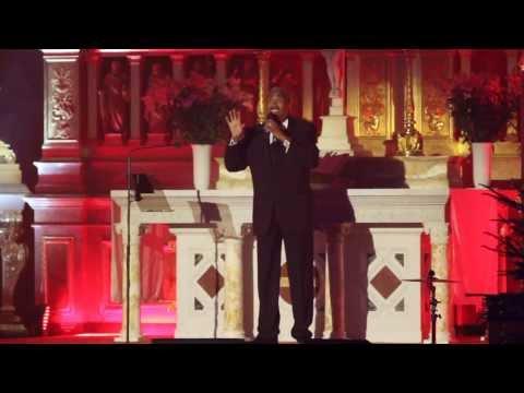 """Keith Tynes """"I Believe"""" live @Berliner Dom"""