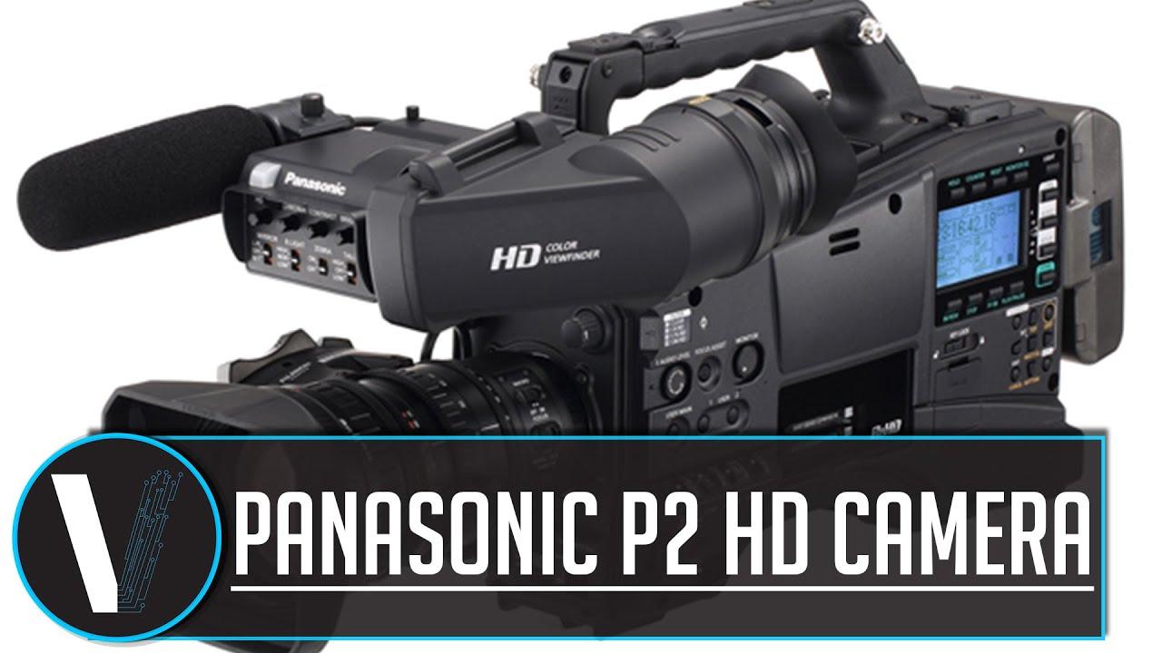 Panasonic P2 HD Camera review - YouTube
