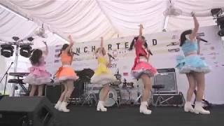 Hello! We are Natsuiro Party! Here's our live sing and dance perfor...