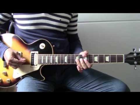 Jimi Hendrix - DollyDagger (Guitar Backtrack)