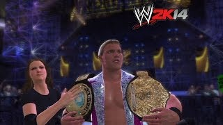 """WWE 2K14"" How-To: Triple H vs. Chris Jericho at WrestleMania 18"