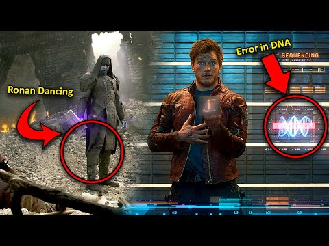 I Watched Guardians Of The Galaxy in 0.25x Speed and Here's What I Found