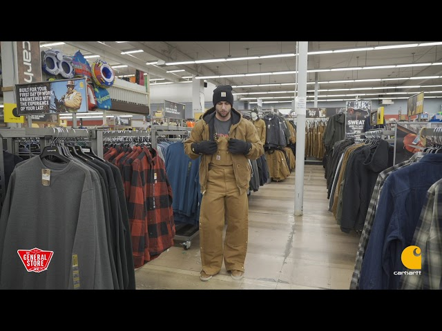 The General Store - Carhartt for Christmas