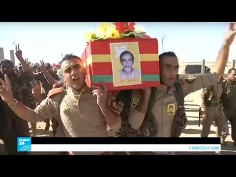 قوات -سوريا الديمقراطية- تتقدم وتضيق الخناق على تنظيم -الدولة الإسلامية- في الرقة  - 15:22-2017 / 6 / 26