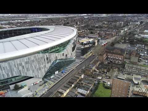 11/02/19 Tottenham Hotspur New Stadium 4K