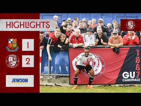 Wealdstone Woking Goals And Highlights