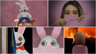 Mr  Hopp's Playhouse All Cutscenes + All Endings