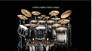 Samsons Lara Drum Cover Virtualdrum