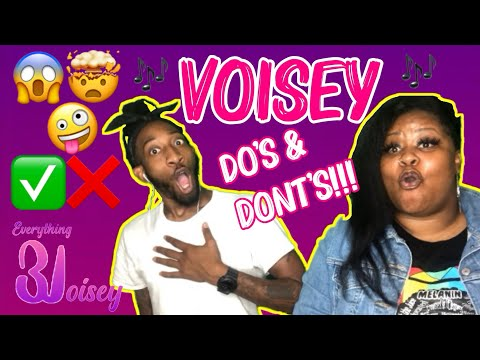 DO's AND DONT's as a VOISEY CREATOR (YOU DONT WANNA MISS THIS!)