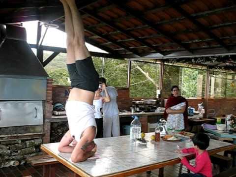 Yoga in Los Altos de Sucre: Meshika in Venezuela